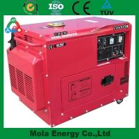 Buy cheap 10KW New Energy Biogas generator for Made in China product