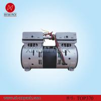 China TOP370 economic mini silent air compressor price list of oil free 370W on sale