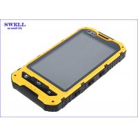 Buy cheap MTK CPU Waterproof Military Rugged Phone Bluetooth BT SW3.0 For Tourism Industry product