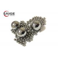 Buy cheap Hardened AISI 420 Stainless Steel Balls , 1.5mm / 2.5 Mm Steel Ball Wear Resistance product
