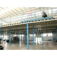 Quality Q345B Waterproof Concrete Structural Steel Platform Short Fabrication Time for sale