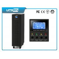 Buy cheap Industrial Uninterrupted Power Supply Pure Sine Wave Output Long Backup Time from Wholesalers