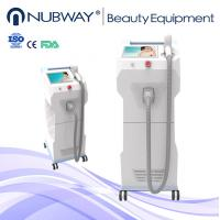 China promotion!!!Effective and Safe Professional 808nm Laser Diode Hair Removal Machine for SPA on sale