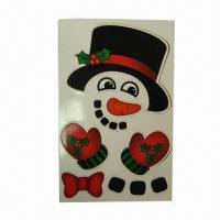 Buy cheap Magnet, Made of Paper, PVC, PP or EVA, Used for Fridge, Stationery, Adverting and Gifting Purposes product