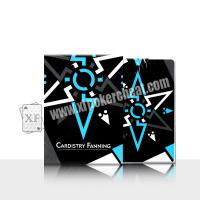 Buy cheap Cardistry Fanning Plastic Invisible Playing Cards 2 Index Marked Playing Cards from Wholesalers