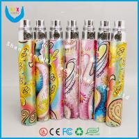 Buy cheap 400 Puffs Ego-Q Variable Voltage Electronic Cigarette Of 510 / Ego product