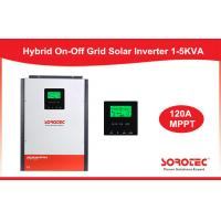 Buy cheap Wall Mounted Integrated Solar Power Inverter with Energy Storage 1-5KW from Wholesalers