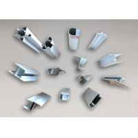Buy cheap OEM ODM Durable Powder Coated Aluminum Extrusions For Doors And Windows product