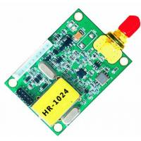 China RF Transceiver Module, RF Module and Radio Modem 433MHz/868MHz/915MHz HR-1024 on sale