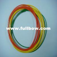 Buy cheap pvc electric insulation sleeves for electrics componet product
