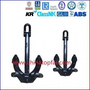 Hall anchor,bow anchor,marine stockless anchor, Type A B C hall anchor