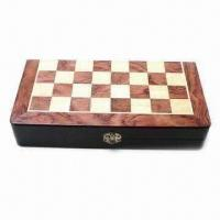 Buy cheap Wooden Chess Board with Veneer Surface product