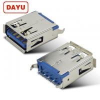 Buy cheap Type A 9 Pin Female Connector To Usb 3.0 UL / ROHS Certificated product