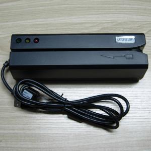 China MSR605 Magnetic Stripe Credit Card Reader Writer Encoder Comp MSR206 For Lo&Hi Co Track 1, 2 & 3  With Software on sale