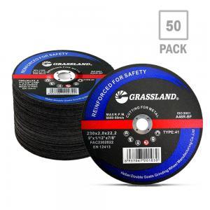 "Buy cheap Grassland 230mm 9"" X 1/8 X 7/8"" Abrasive Cutoff Wheel For Grinder product"