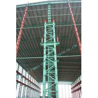 Movable Industrial Steel Buildings Fabrication Fire Resistence Painted