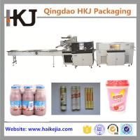 Buy cheap 1.5kw Instant Noodle Packaging Machine With Omron PLC And Touch Screen product