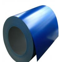 China RAL 9006 Hot Dipped Prepainted Galvanized Steel Coil DX51D / SGCC Material on sale
