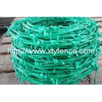 Buy cheap PVC coated barbed wire product