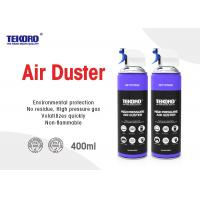 Buy cheap Effective Air Duster / Aerosol Electronics Cleaner For Safely Removing Dust And Lint product