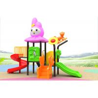 Buy cheap 16 Years School TUV Outdoor Plastic Playsets For Toddlers product
