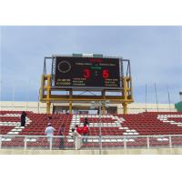 Buy cheap Digital LED Sports Stadium Digital Scoreboards P10 LED Display Outdoor product