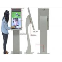 Network All In One Touch Screen Kiosk Android Full HD LCD Display