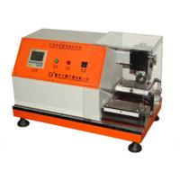 Buy cheap ISO 20344 Shoe and Gloves Cut Footwear Testing Equipment , Resistance Testing  Equipment product