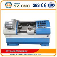 Buy cheap Heavy Duty CNC Lathe Machine With Flat Bed And Horizontal Type product