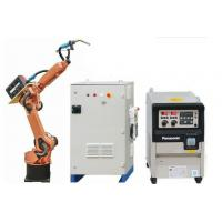 Buy cheap Robot Arm 6 Axis Pick Up Manipulator 10KG/50KG Load Industrial Robot Price product