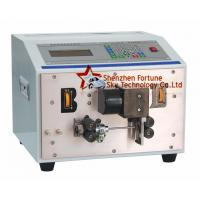 Buy cheap Full Or Partial Automatic Wire Stripping Machine Stripping Wire AWG32 To AWG18 Strip head:1 to 30mm product
