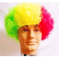 Quality fans wig, sport wigs. party wigs. for sale