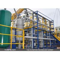 Buy cheap Automatic back wash control system fiber spinning Industrial Filtration System with ISO9001 product