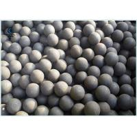 High Impact Toughness Steel Grinding Balls for cement industry with Dia 70mm