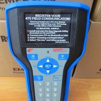 China Emerson 475 Field Communicator with best performance 475HP1EKL9GM9 V3.9 Rosemount Graphics W/Fieldbus, DDC on sale