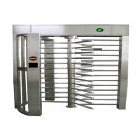 Prison subway automatic systems turnstiles full height