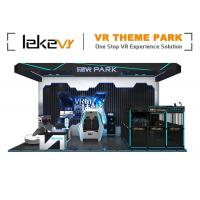 Buy cheap Amusement Virtual Reality Arcade Games VR Trend Simulations With 42 Inch Screen product