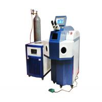 Buy cheap 200W YAG Laser Welding Machine , Jewelry Soldering Machine With Microscope System product