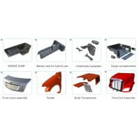 Buy cheap Prototyping Part Consolidate SMC And RTM Technology Good Aerodynamics product