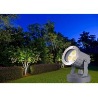Buy cheap 9W Warm White Aluminum LED Garden Spotlights for Park / Lawn / Bridge from wholesalers
