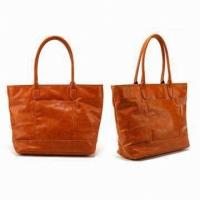China Ladies' Bags, made of PU, perfect size for long working time or shopping, measures 40 x 29 x 13cm     on sale