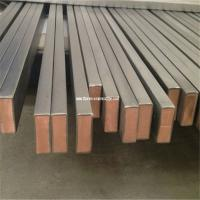 Buy cheap titanium clad copper rod bar product