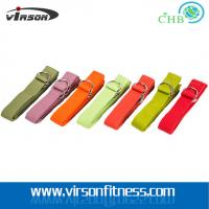 polyester cotton yoga straps yoga mat sling