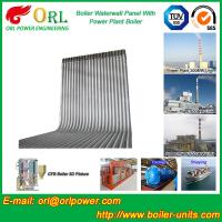Buy cheap Fire Tube Boiler Plant Water Wall In Boiler SA210C Steel High Low Pressure product