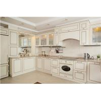 Quality Maple Solid Wood Best Quality Kitchen Cabinets Design For Sale