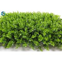Buy cheap Wall Decoration Artificial grass panel  Mat No Fertilizer Easy Installation product