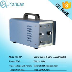 China hotel ozone generator, ozonator for hotel room, ozonizer for hotel fresher on sale