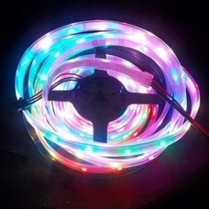Buy cheap DMX RGB led strip lamp Magic color DC5V product