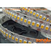 Buy cheap 16W SMD 2835 240D Flexible LED Strip Lights Warm White For Meeting Room product