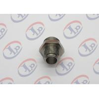 China Precision CNC Machining Small Metal Parts Both End Thread Joint For Motorcycle on sale